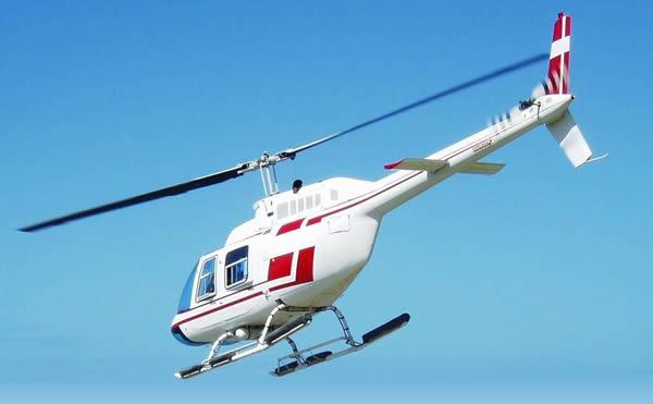 Assurer son prêt en cas de pratique de vol en hélicoptère