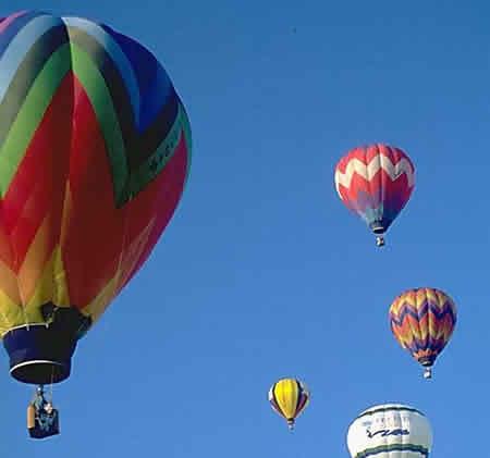 Bénéficier d'une assurance de prêt adaptée au vol en montgolfière