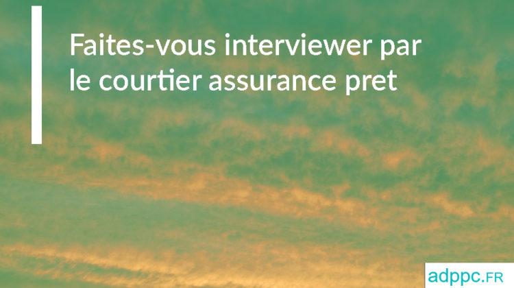 demande d'interview