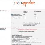 first emprunteur caracteristique