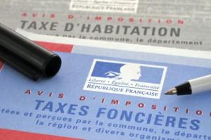 Taxes habitation