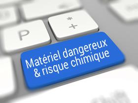 Assurance credit et professions à risques : utilisation de matériel dangereux ou chimique