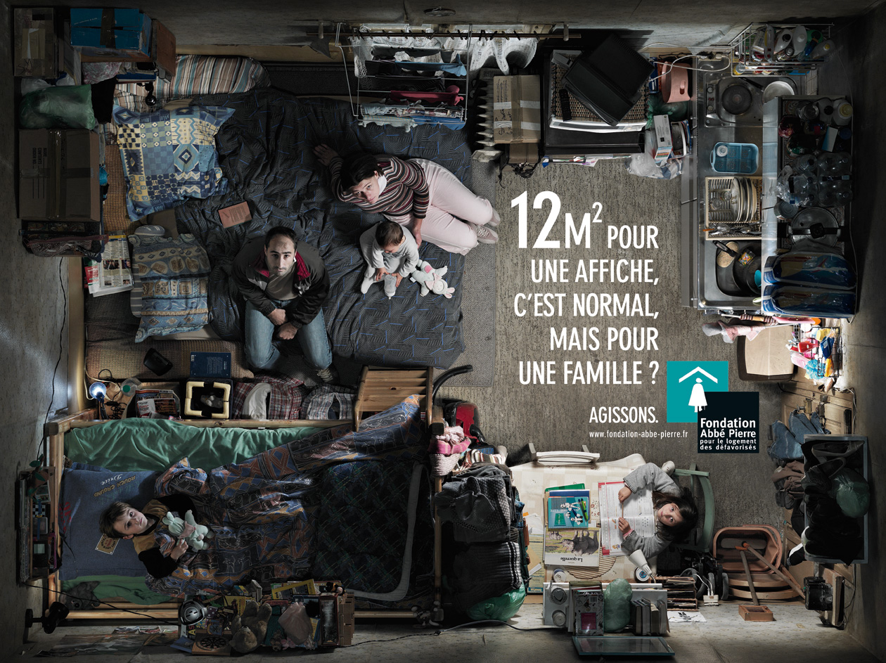 Le mal logement en France: un état critique