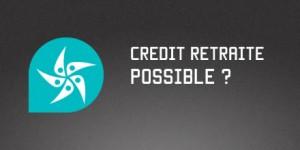 Credit retraité