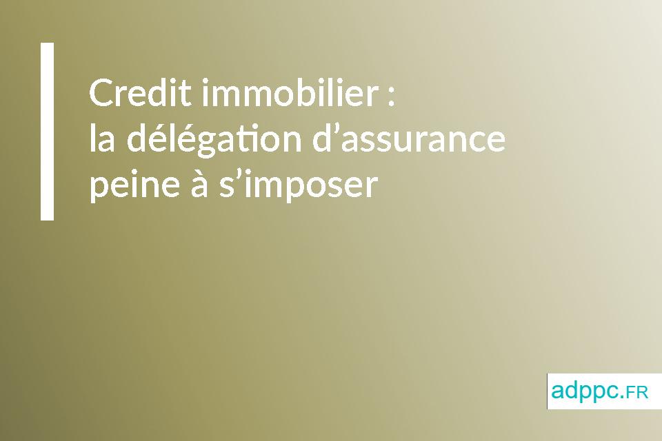 imposer délégation assurance