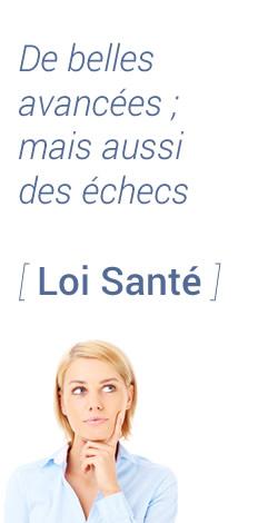 loi sante 2015 assurance pret