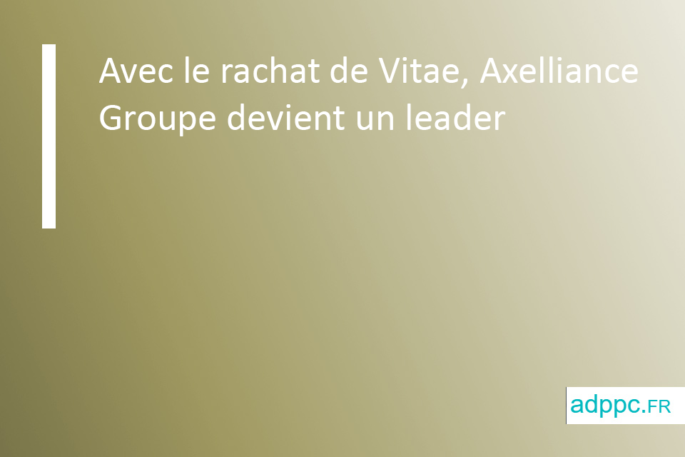 axelliance groupe