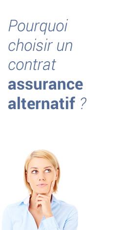 contrat assurance alternatif