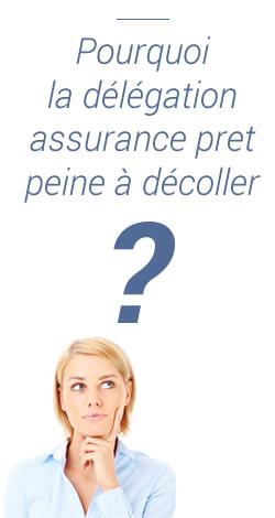 Assurance pret: pourquoi la délégation d'assurance peine à décoller?