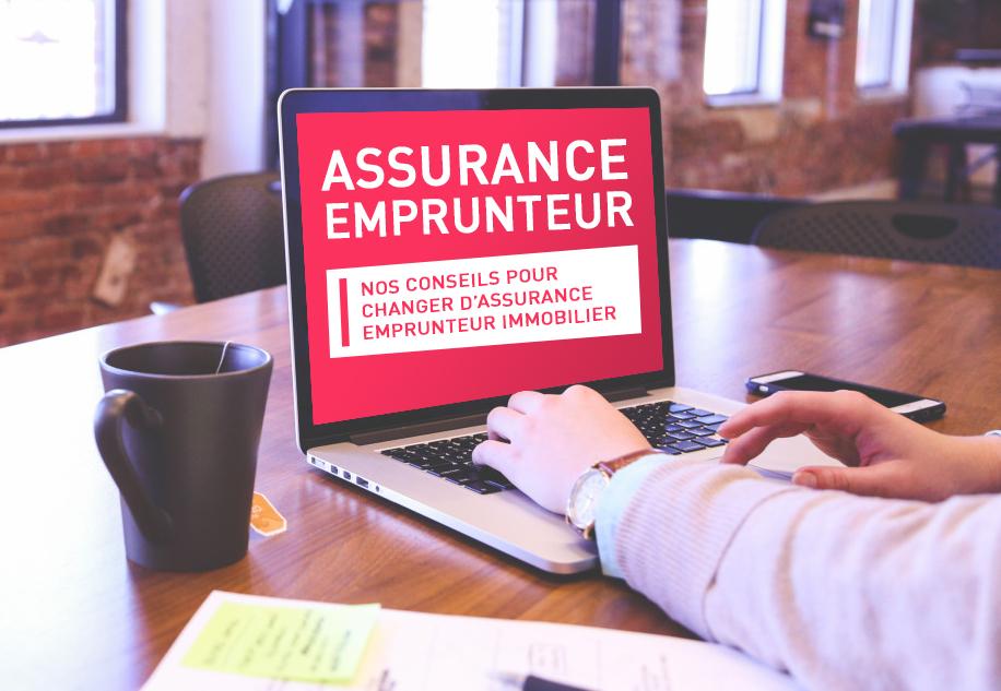 assurance emprunteur changer