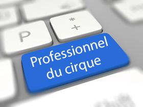professionnel du cirque
