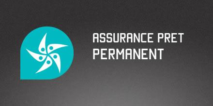 Assurance pret permanent