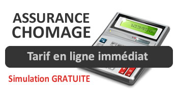 simulation assurance chomage pret immobilier