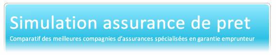 Assurance pret surprime