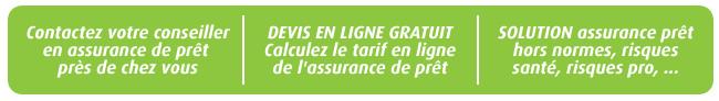 Assurance de prêt en France